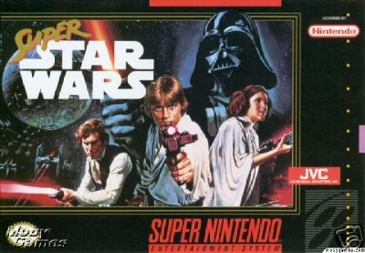 Star Wars SNES