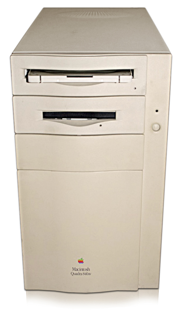 Apple Macintosh Quadra 840 AV