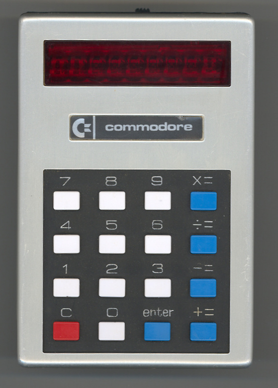 Commodore 6x